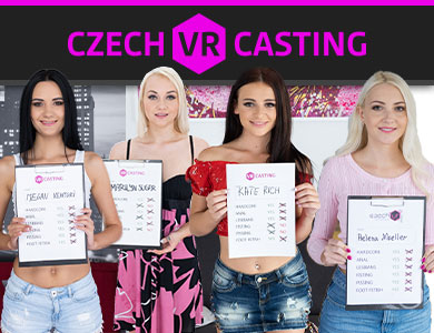 Czech VR Casting porn